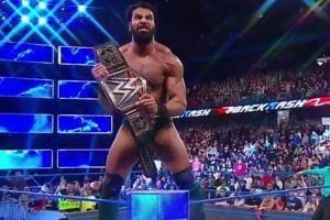 Jinder Mahal beats Randy Orton to win WWE Championship at Backlash