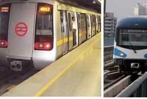 Delhi Metro vs Rapid Metro: Residents of Delhi and Gurgaon draw...