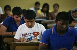 Engineering students relieved by easier JEE (Advanced) papers