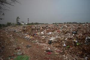 Chandigarh's garbage processing plant at breaking point