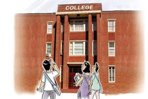 Mumbai students say Class 12 marks don't determine admission to top...