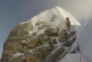 Mountaineers say a part of Mount Everest has collapsed, climb may be...