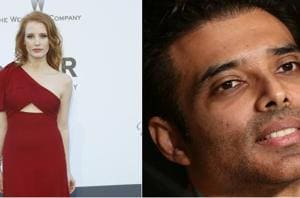 Uday Chopra announces film starring Jessica Chastain; Bollywood...