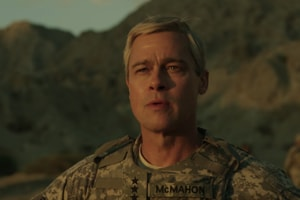War Machine movie review: In which Brad Pitt plays an idiot to...