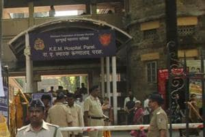 12-year-old falls to death from 10th floor of Mumbai's KEM hospital