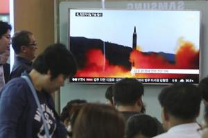 North Korea calls latest solid-fuel missile test successful