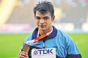 HT Youth Forum 2017: Javelin star Neeraj Chopra among Top 30 Under 30