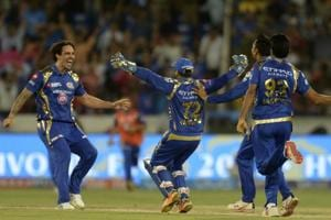 Mitchell Johnson - Mumbai Indians' go-to man in IPL glory