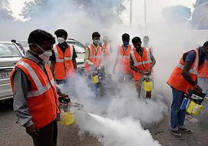 Most dengue hotspots of Delhi remain unidentified