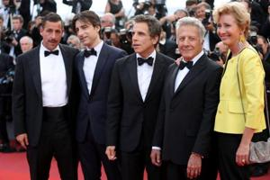 Cannes: Adam Sandler's The Meyerowitz Stories, formerly Yeh Din Ka Kissa, opens strong