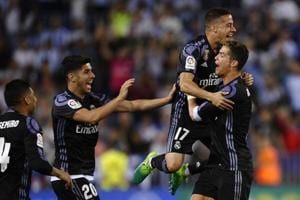 Real Madrid clinch La Liga title after Cristiano Ronaldo's heroics...