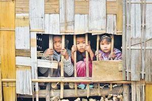 Over 280 refugees cross over to Mizoram from Myanmar
