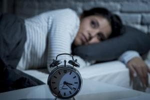 Don't just blame stress for poor sleep. Here's one more reason that'll...