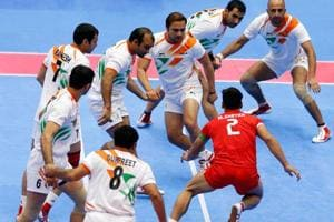 It's all in the family, Indian kabaddi's ugly side