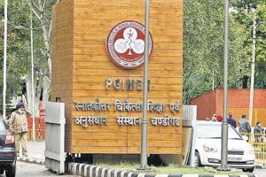 At PGI Chandigarh: Every seventh MD, MS student is from Andhra Pradesh