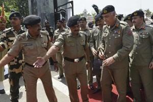 BSF, Pakistan Rangers hold commander-level meeting on border