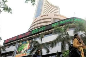 Nifty below 9,400-level, Sensex down 182 pts on profit booking