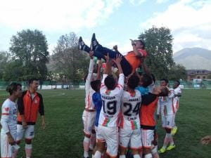 Manipur's Neroca FC revel in 2nd Division League success, aim big for...
