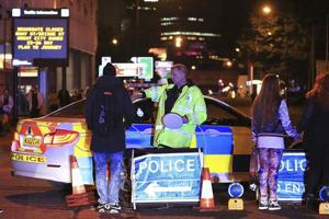 Manchester Arena terror attack: Witnesses describe scene after blast...