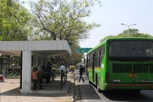 It's back to stone age for bus shelters in Chandigarh, and that's good...