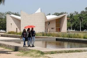Panjab University slips from rank 4 to 9 in India in rankings based on...