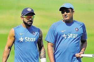Virat Kohli, Anil Kumble push BCCI for fast bowling coach