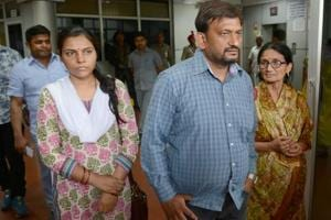 IAS officer Anurag Tiwari's family says his honesty proved to be his...