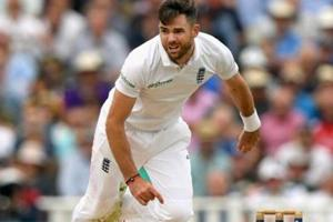 James Anderson suffers groin injury ahead of England's Test summer