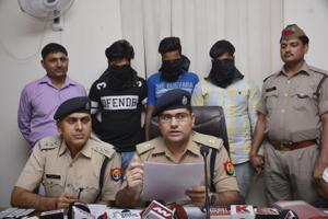 Ghaziabad: Photo-clicking app on stolen cellphone helps police arrest...