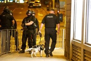 19 killed in blast at concert in Manchester, army honours major who...