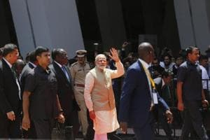 Africa a top priority, will always stand shoulder to shoulder: Modi