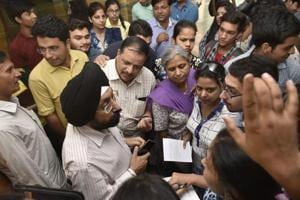 Campus Calling: Choose course over college, suggest experts at DU's...