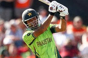 Haris Sohail to replace Umar Akmal in Pakistan's Champions Trophy 2017...