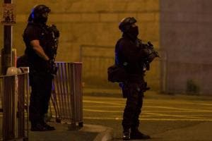 Several killed as explosion hits Ariana Grande concert in Britain,...