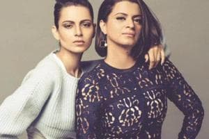 No sibling rivalry with Kangana Ranaut, clarifies her sister Rangoli...
