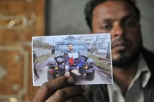 Am I an animal?'' the 'human shield',  Farooq Ahmed Da asked my colleague, soon after he learnt of the honour bestowed on Gogoi, wondering which provision of the law permitted him being driven across villages for over twenty minutes.