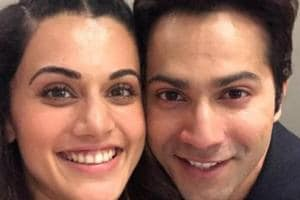 Varun Dhawan, Taapsee Pannu wrap up London schedule of Judwaa 2