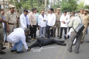 IAS officer may have been killed by drug that induces heart attack,...