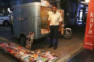 Delhiwale: A magazine vendor's last stand
