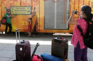 Mumbai-Goa Tejas Express fully booked for next 5 journeys