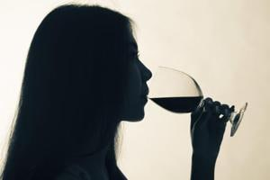 Just one alcoholic drink per day increases breast cancer risk, finds...