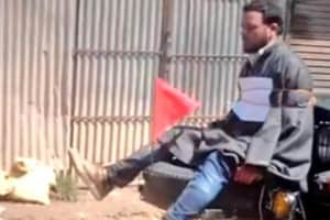 Army Major Gogoi who tied Kashmiri man to jeep has legal trouble...