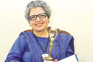 HT Woman Write Choice winner Rana Safvi