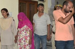 Family kills son-in-law to save 'honour', tries to forcefully take...