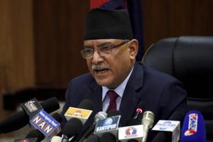 Prachanda resigns: Nepal PM sticks to word, but constitutional knot...