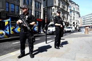 London on alert as military personnel guard key locations after...