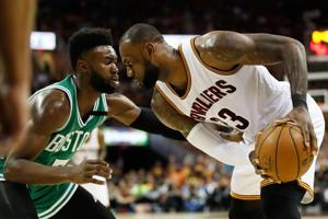 LeBron James, Kyrie Irving put Cleveland Cavaliers on brink of NBA...