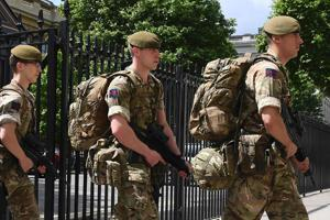 Manchester attack: Sombre, sullen scenes in UK as army deployed in key...
