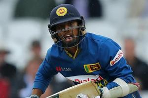 ICC Champions Trophy: Sri Lanka crush Scotland to avenge loss