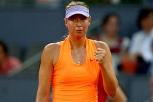Maria Sharapova handed wild card for Rogers Cup